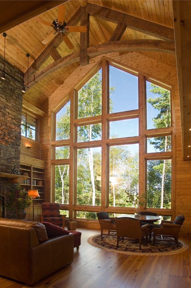 medinės durys ir langai